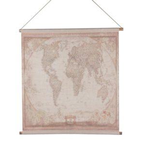 Kangaskartta_maapallo