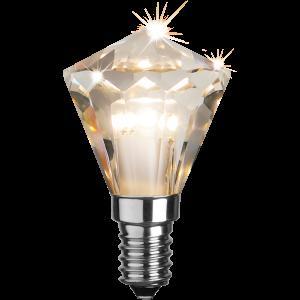 Polttimo_LED_lamp_E14_P45_Diamond_2700K