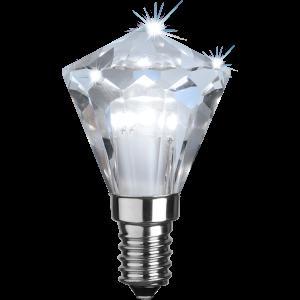 Polttimo_LED_lamp_E14_P45_Diamond_4000K