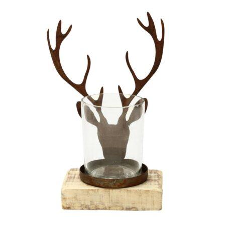 joulukoriste_reindeer_head_tealight_S_