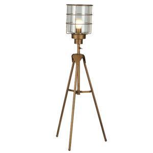 Lattiavalaisin_Lamp_on_tripod